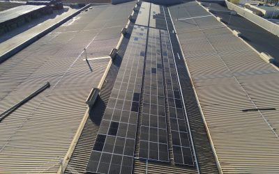 Self-consumption installation, in company, without compensation of excess of 150KW